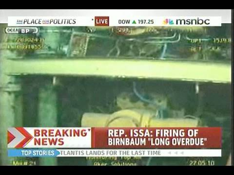 Issa: House Cleaning at Dysfunctional Oil Rig Regulator MMS Long Overdue