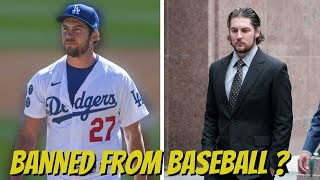 Trevor Bauer BANNED Fŗom Baseball?!   Details