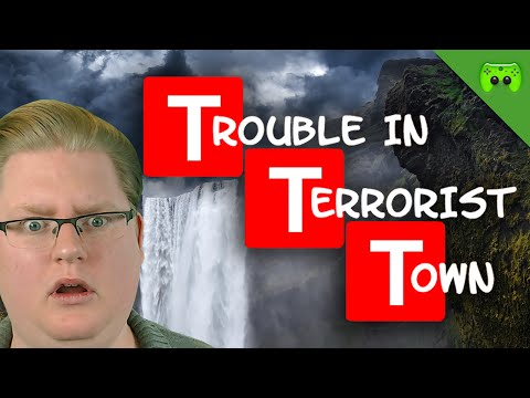 WASSERFALL DES TODES 🎮 TTT #257