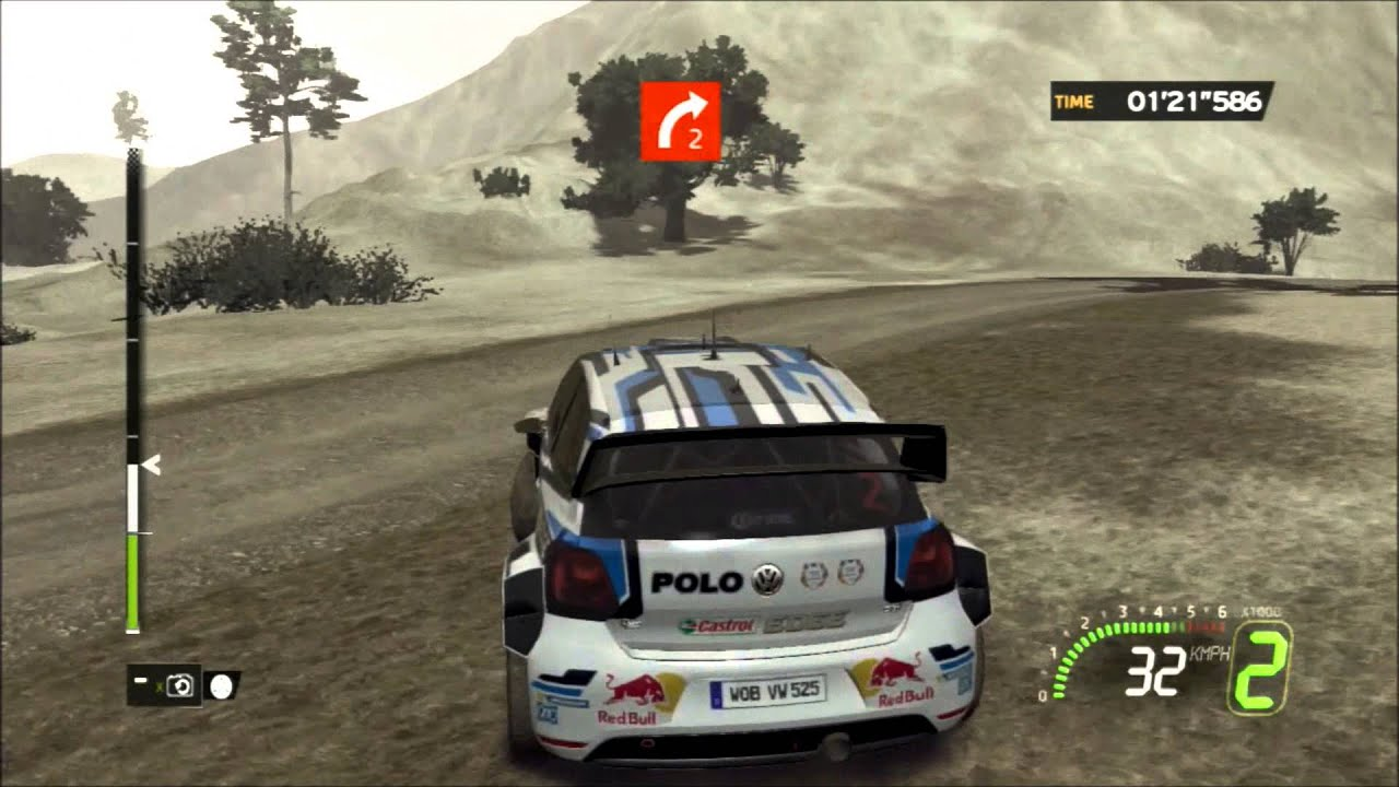 wrc 5 mexico rally gameplay ps3 hd stage 5 youtube. Black Bedroom Furniture Sets. Home Design Ideas