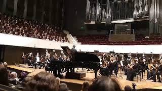 Видео Andrei Gavrilov In Leipzig Live. Tchaikovsky 1 Cadenza Confession Fragment 3