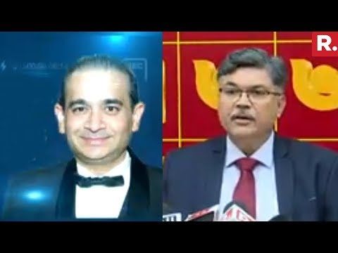 Punjab National Bank's Hard Hitting Reply To Nirav Modi