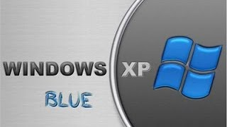 Windows XP Blue Lite SP3 gratis