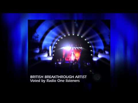 Will Young wins British Breakthrough presented by Sarah Cox | 2003
