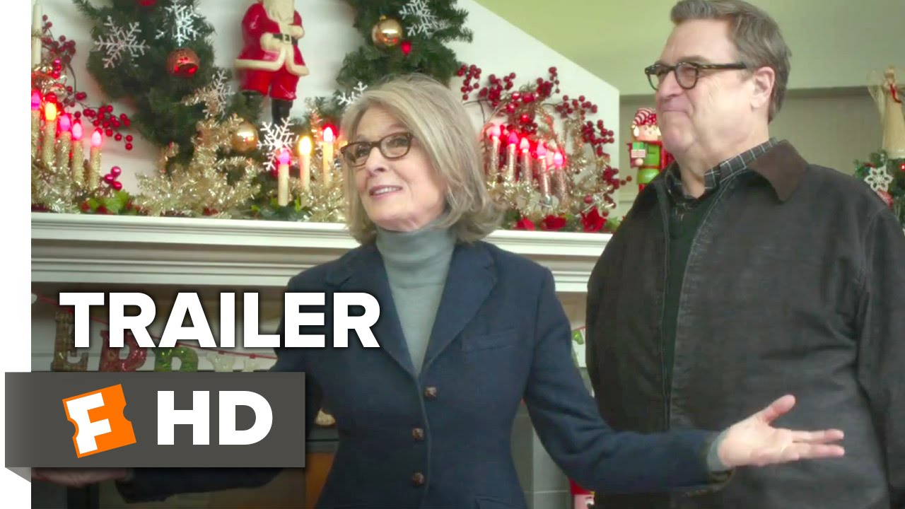 Love the Coopers TRAILER 1 (2015) - John Goodman, Diane Keaton Movie ...