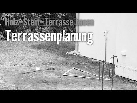 version 2013 holz stein terrasse bauen kapitel 1 hornbach meisterschmiede youtube. Black Bedroom Furniture Sets. Home Design Ideas