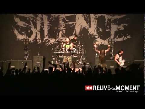 20120813 Suicide Silence  Engine No 9 Deftones ,  in Chicago, IL