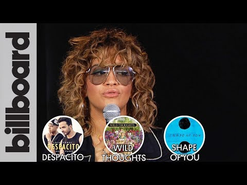 'Despacito,' 'Wild Thoughts,' or 'Shape of You?' Rita Ora Plays 1 Has 2 Go! | Billboard
