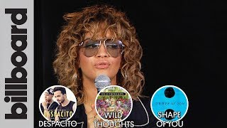 'Despacito,' 'Wild Thoughts,' or 'Shape of You?' Rita Ora Plays 1 Has 2 Go! | Billboard