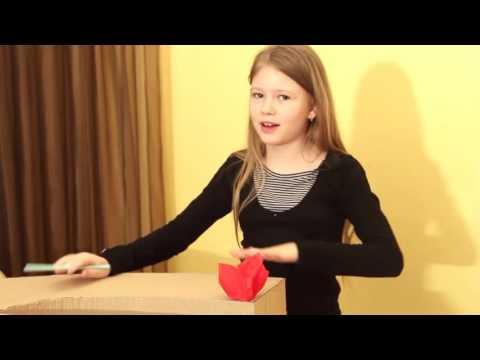 Как сделать объемную букву