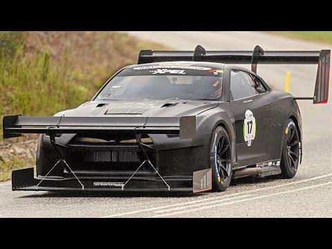 VIDÉO - La Nissan GT-R de 1600 chevaux en action