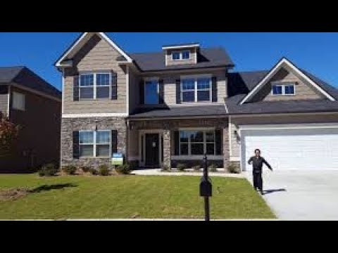 Walk Through Our New Home Build Meritage Homes