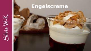 Dessert - Engelscreme / ohne Gelatine