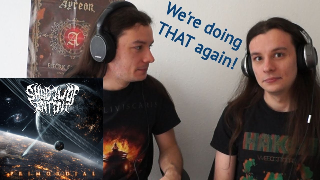 Download (REACTION) Shadow of Intent - The Invoking of The Execution of Worlds