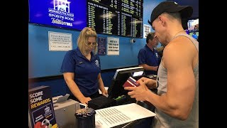 NJ sports betting launches at Monmouth Park