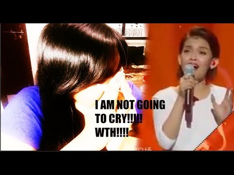 Kz Tandingan performed medley of Chinese songs mandarin (REACTION!!!)