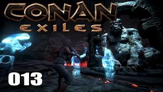 CONAN EXILES [013] [Die Höhle der Zwerge] [Multiplayer] [Deutsch German] thumbnail