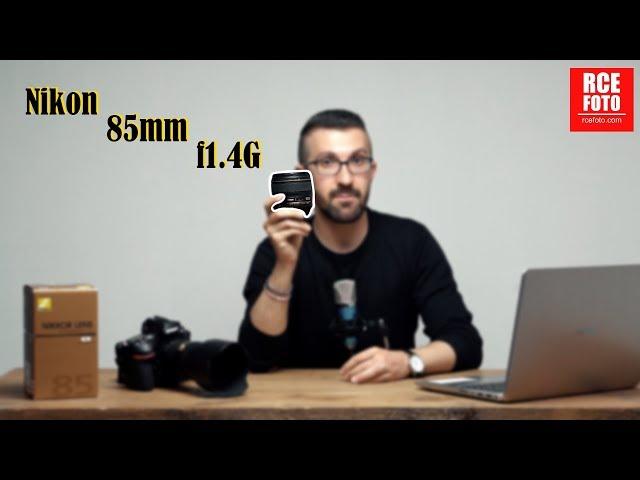 Ho testato il NIKON 85mm f1.4G e...  | Test con Nikon D750