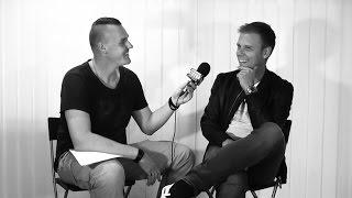 Armin van Buuren interview, Summerburst, Stockholm, 2016