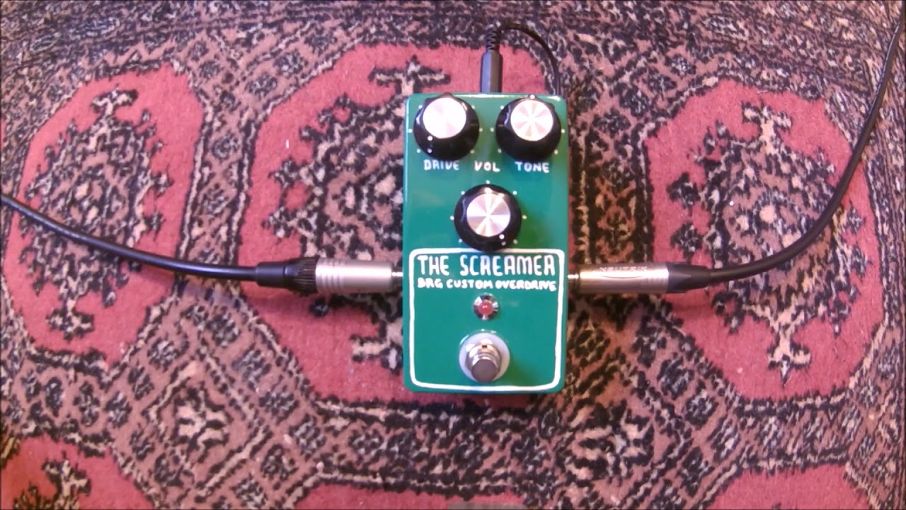 The Screamer - DIY clone kit by musikding de