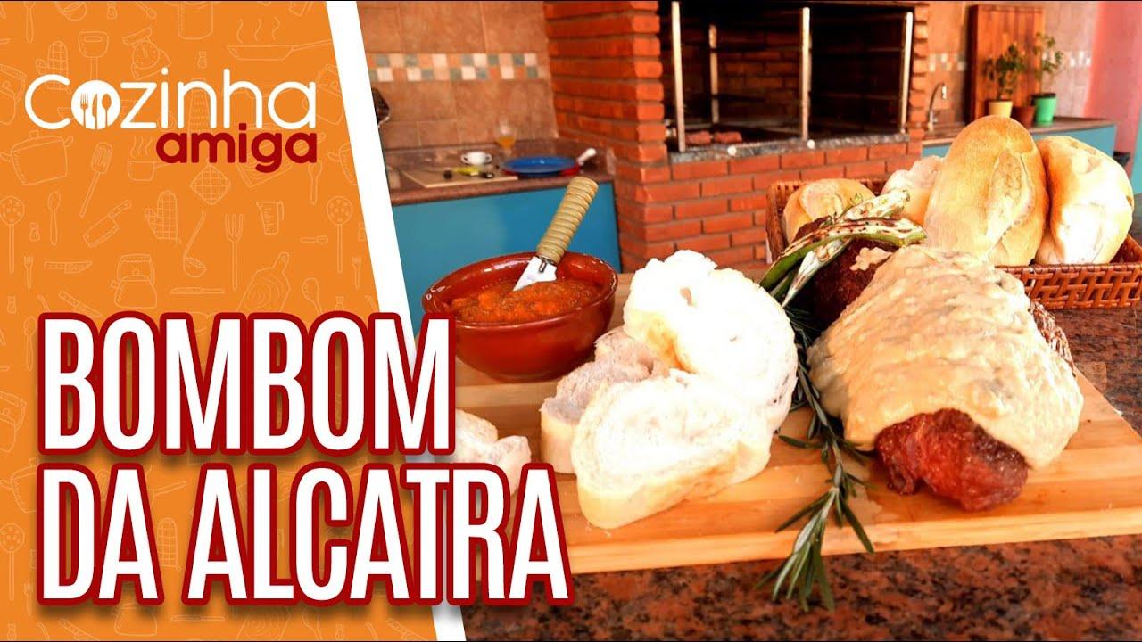 Bombom da alcatra com creme de gorgonzola - Marcos Baldassari | Cozinha Amiga (31/07/20)