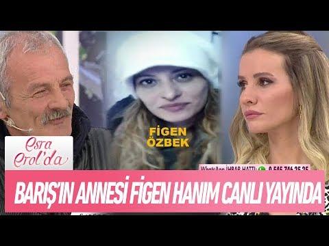 Barış'ın annesi Figen Hanım canlı yayında - Esra Erol'da 14 Şubat 2019