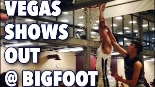 RAW FOOTAGE AND HIGHLIGHTS OF VEGAS ELITE 2019's BALANCED ATTACK ON DISPLAY AT BIGFOOT IN LAS VEGAS