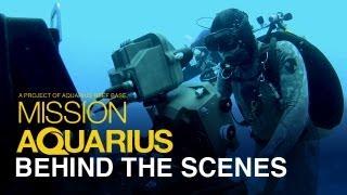 Mission Aquarius - Behind The Scenes
