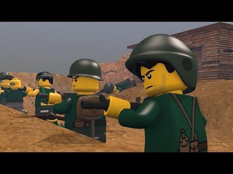 LEGO Black Ops - Vietnam: BATTLE OF KHE SANH