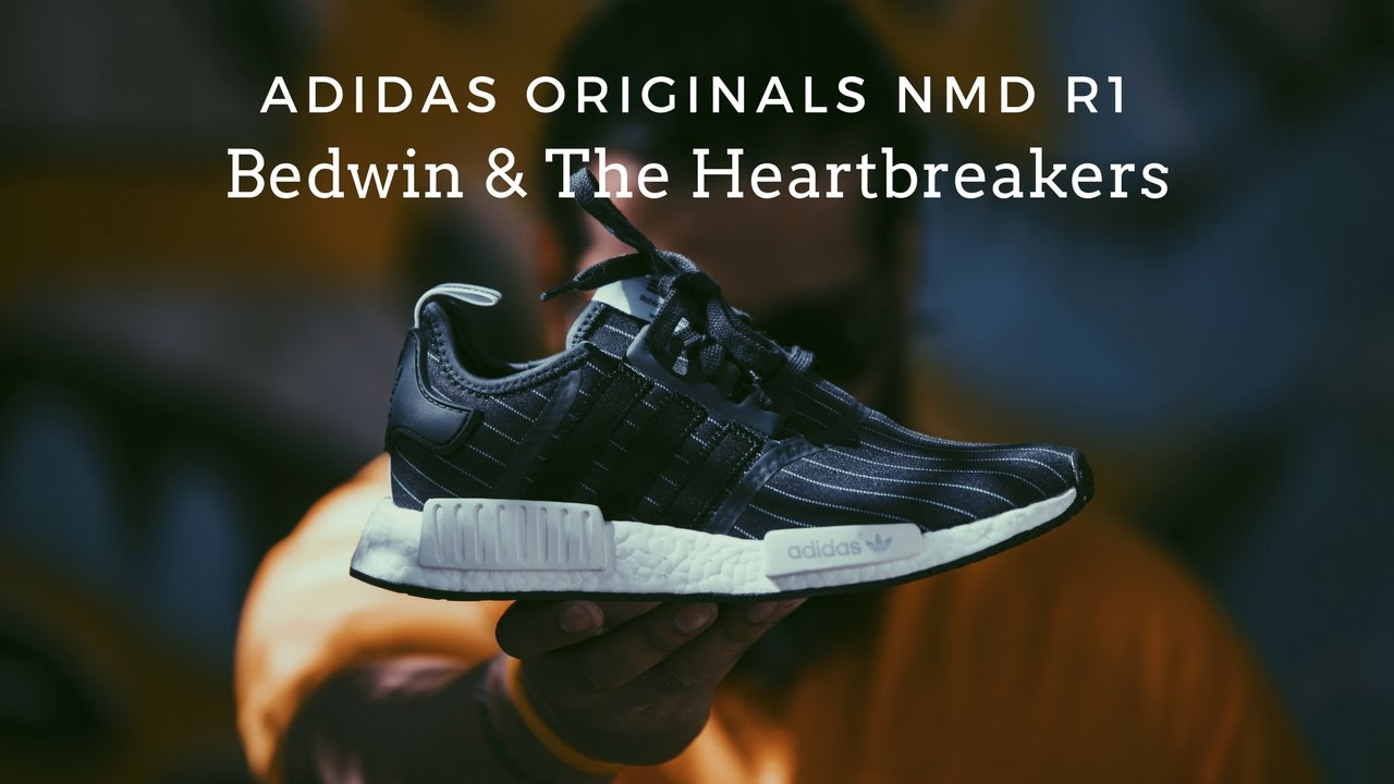 adidas Originals X Bedwin & The Heartbreakers Tokyo NMD Review and On Feet