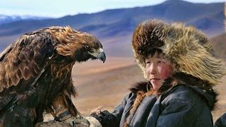 Animales Salvajes de Mongolia (Documental)