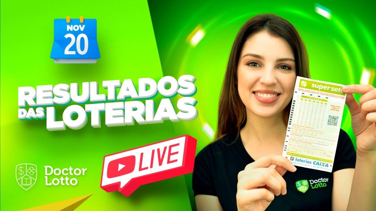 🔴 Loterias Caixa: Resultado do Super Sete / Super 7 | Concurso 20 | AO VIVO - 20/11