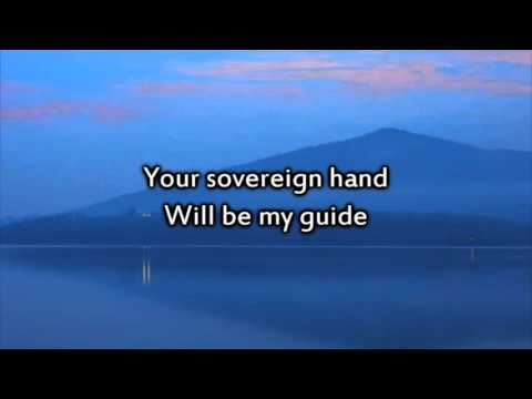 OCEANS (WHERE FEET MAY FAIL) Karaoke Worship Video with Vers