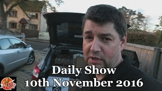Flory Models Daily Show 10th November 2016