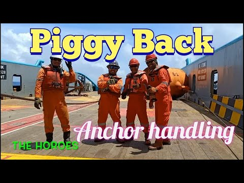 Piggy back Anchor Handling