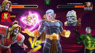 Omega Red vs The Collector! 5/65 Sig 200! Electro/Korg! - Marvel Conte