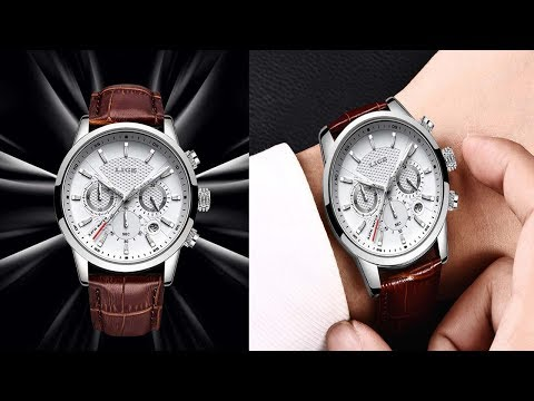 LIGE 2019 Watch REVIEW || Free Shiping Worldwide|| Men Fashion Sport || Best Hand Watch