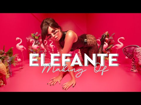 NK - ELEFANTE | MAKING OF