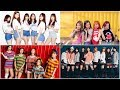 Gfriend VS BLACKPINK VS Red Velvet VS TWICE (Ranking In Different Categories)