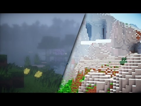 TOP 5 Minecraft Shader!