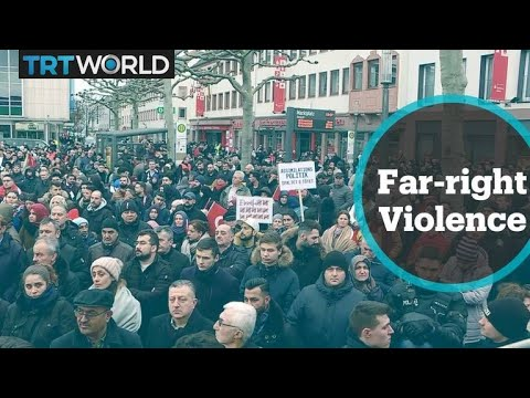 Thousands to protest rising anti-Muslim movement in Hanau