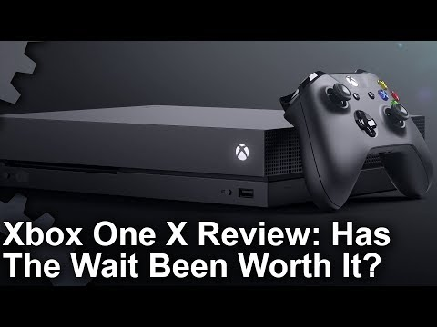 Xbox One X Review: The 4K Console You've Been Waiting For?