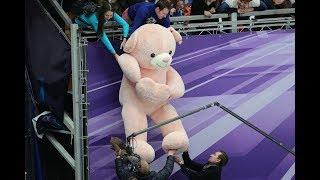 А потом приходит медведь В жизни Александры Трусовой и других всегда будет медведь