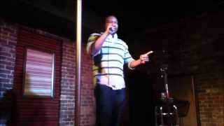 """""""Speed Dating"""" Alfred Ward @iamaward Stand Up Comedy"""
