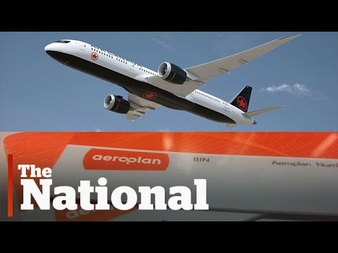 End Of Aeroplan Leaves Customers Wondering About Points