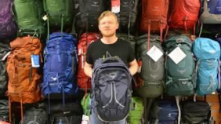 Osprey Tropos. Обзор нового городского рюкзака