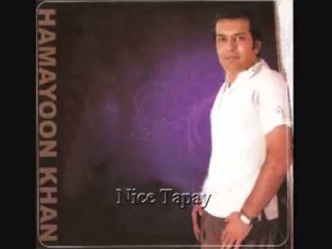 Pashto new Tapay by Hamayoon khan   YouTube