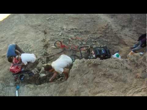 Time Lapse: Paleontological Excavation of a Jurassic Turtle Mass Deposit