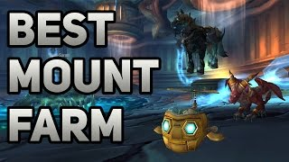 How to Farm RARE 1% Drop Rate Mounts! (Ulduar Timewalking Update in Comments)