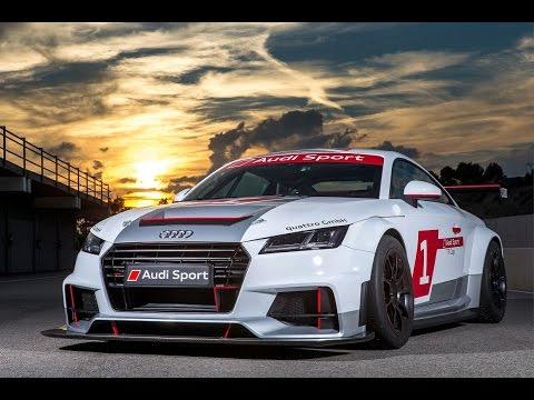 Audi TT Sport Cup 2015 Racing Series - AWESOME SOUND!